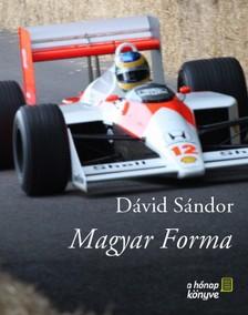Dávid Sándor - Magyar Forma [eKönyv: pdf, epub, mobi]