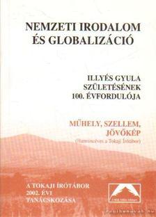 Serfőző Simon - Nemzeti irodalom és globalizáció [antikvár]
