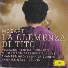 MOZART - LA CLEMENZA DI TITO 2CD VILLAZÓN, DIDONATO