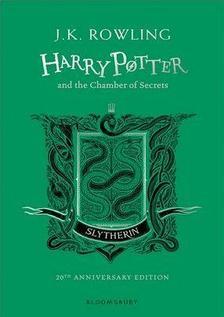 J. K. Rowling - Harry Potter and The Prisoner of Azkaban (Slytherin Zöld)