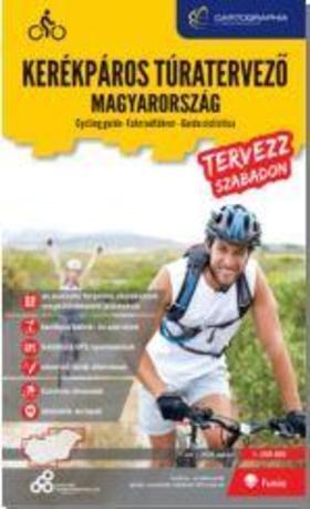 Cartographia Kiadó - Magyarország kerékpáros túratervező