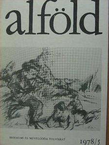 Ablonczy László - Alföld 1978/5. [antikvár]