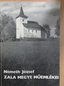 Németh József - Zala megye műemlékei [antikvár]