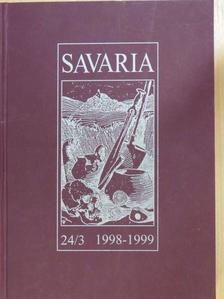 Bánffy Eszter - Savaria 24/3 [antikvár]