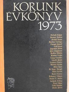 B. Nagy Margit - Korunk évkönyv 1973 [antikvár]