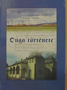 Takács László - Onga története [antikvár]