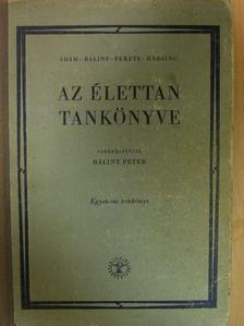 Ádám György - Az élettan tankönyve [antikvár]