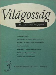 Dömötör Tekla - Világosság 1962. (nem teljes évfolyam) [antikvár]
