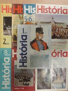 Gecsényi Lajos - História 1993. (nem teljes évfolyam) [antikvár]
