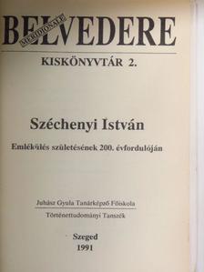 Borbély Eszter - Széchenyi István [antikvár]