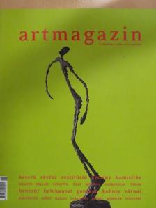 Bálint Attila - Artmagazin 2004. március [antikvár]