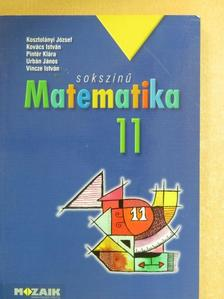 Kosztolányi József - Sokszínű matematika 11. [antikvár]