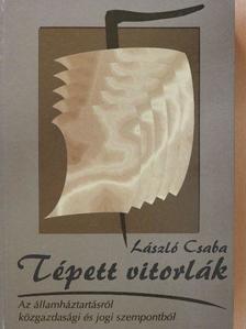 László Csaba - Tépett vitorlák (dedikált példány) [antikvár]