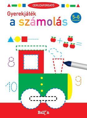 .- - Ceruzaforgató - Gyerekjáték a számolás 5-6