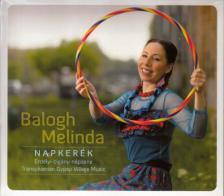 NAPKERÉK CD BALOGH MELINDA