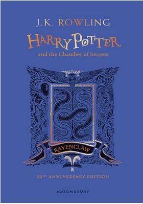 J. K. Rowling - Harry Potter and The Prisoner of Azkaban (Ravenclaw Kék)