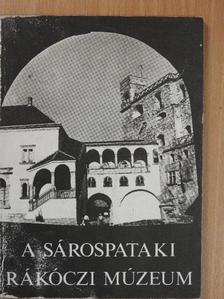 Détshy Mihály - A sárospataki Rákóczi Múzeum [antikvár]