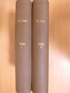 Bajomi Lázár Endre - Új Írás 1966. január-december I-II. [antikvár]