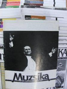 Abody Béla - Muzsika 1983-2008. (vegyes számok, 68 db) [antikvár]