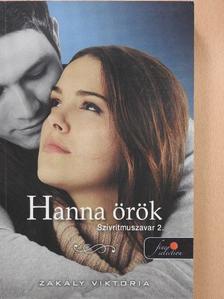 Horváth Viktória - Hanna örök [antikvár]