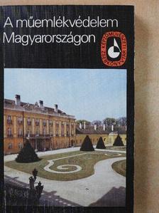 Cs. Dobrovits Dorottya - A műemlékvédelem Magyarországon (dedikált példány) [antikvár]