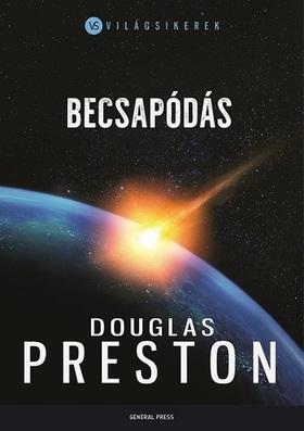Douglas Preston - Becsapódás [nyári akció]