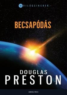 Douglas Preston - Becsapódás [eKönyv: epub, mobi]
