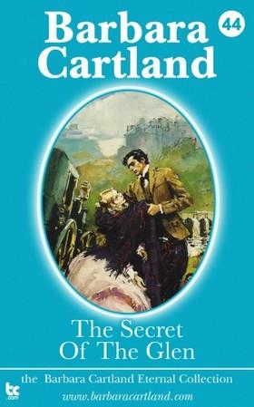 Barbara Cartland - Secret of the Glen [eKönyv: epub, mobi]