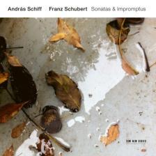 Franz Schubert - SONATAS & IMPROMPTUS CD SCHIFF
