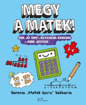 Vanessa Vakharina - Megy a matek!