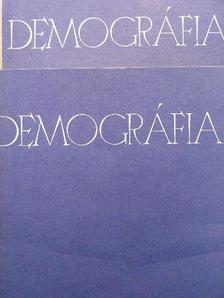 Dányi Dezső - Demográfia 1988. [antikvár]