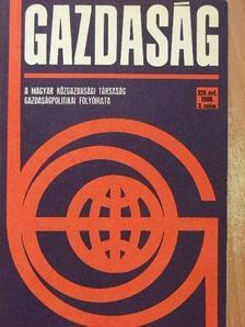Bródy András - Gazdaság 1980/3. [antikvár]
