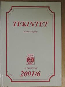 Baranyi Ferenc - Tekintet 2001/6 [antikvár]