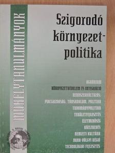 Auer Tibor - Szigorodó környezetpolitika [antikvár]