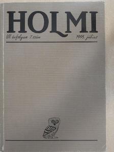 Andrei Pippidi - Holmi 1995. július [antikvár]