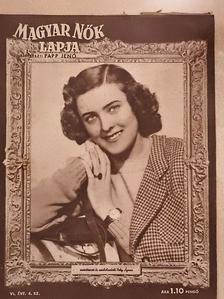 Bányi Adorján - Magyar Nők Lapja 1944. február 1. [antikvár]