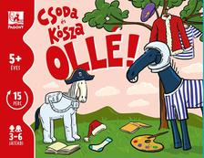 CZIGÁNY ZOLTÁN - Csoda és Kósza - Ollé! - kártyajáték