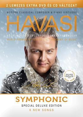 HAVASI BALÁZS - Symphonic - Havasi Balázs - CD+DVD -