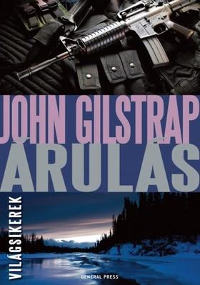 John Gilstrap - Árulás [eKönyv: epub, mobi]