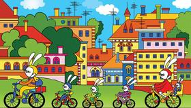 Bartos Erika - Biciklitúra a Pipitér-szigetre - DIA
