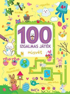 .- - 100 izgalmas játék - Húsvét