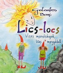 Galambos Berni - Lics-locs