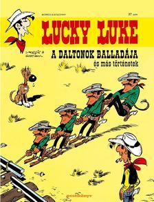 Goscinny - Morris - Lucky Luke 37. - A Daltonok balladája és más történetek