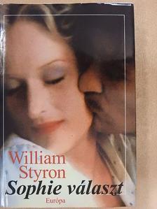 William Styron - Sophie választ [antikvár]
