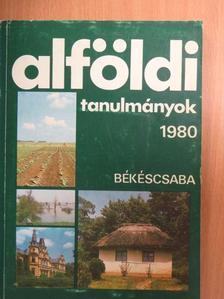 Becsei József - Alföldi tanulmányok 1980 [antikvár]