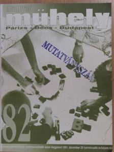 Abajkovics Péter - Magyar Műhely 1991. december [antikvár]