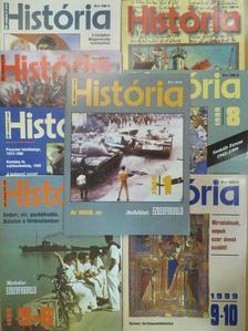 Ádám Magda - História 1999/1-10. [antikvár]