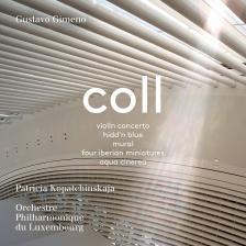 COLL - VIOLIN CONCERTO CD KOPATCHINSKAJA ZAK