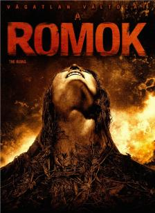 A ROMOK - VÁGATLAN VÁLTOZAT  - DVD -