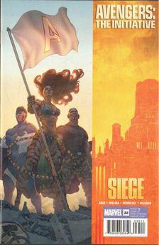 Gage, Christos N., Molina, Jorge - Avengers: The Initiative No. 35 [antikvár]